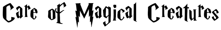 care of magical creatures copy